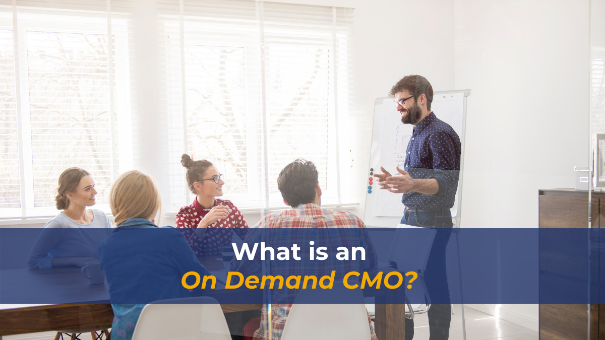What is an On Demand CMO