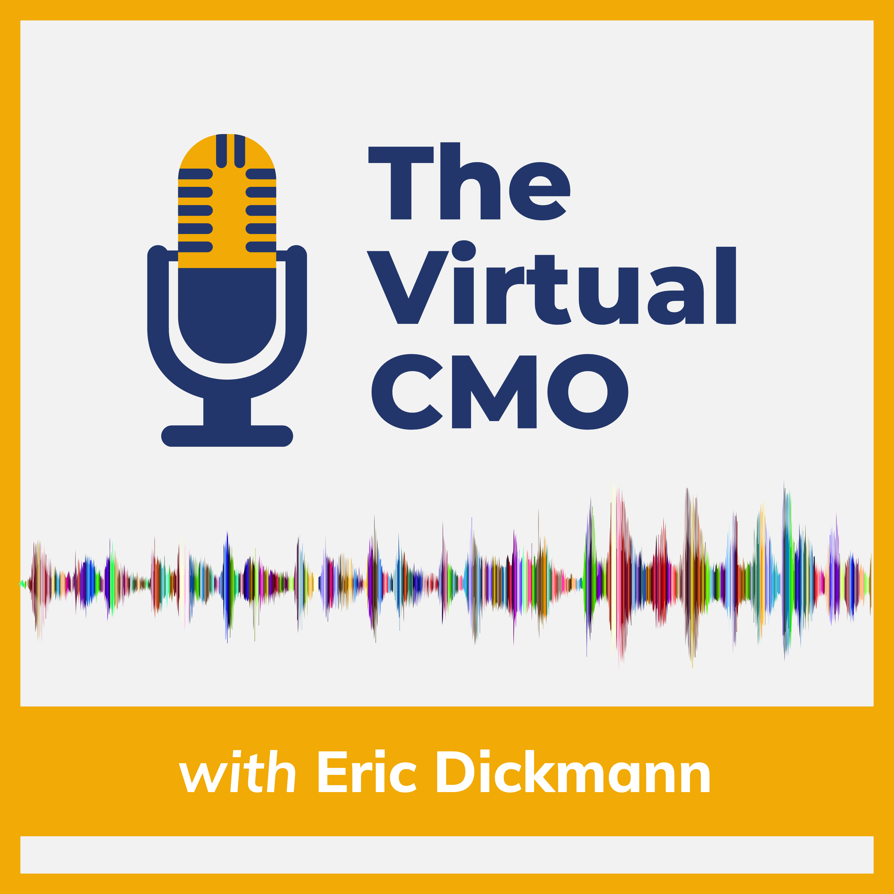 The Virtual CMO Podcast